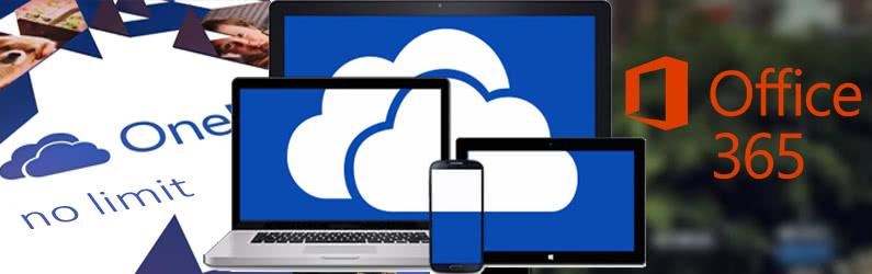 Chmura bez ograniczeń dla użytkowników Office 365