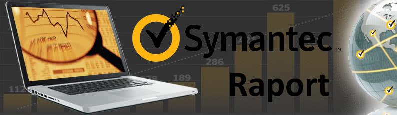 Raport Symantec o zagrożeniach internetowych