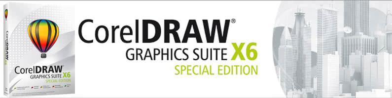 Nowość w Omegasoft! Pakiet CorelDRAW Graphics Suite X6 Special Edition