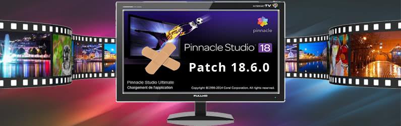 Dostępny nowy patch Pinnacle Studio 18