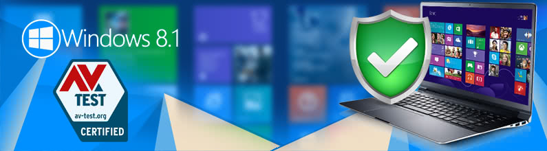 Ochrona komputera z Windows 8.1