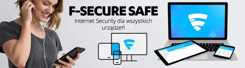 Premiera w Omegasoft! F-Secure SAFE 2016