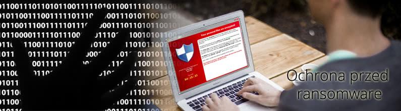Jak chronić się przed ransomware?