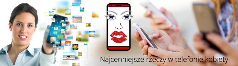 Kobiety i ich cenne dane na smartfonach