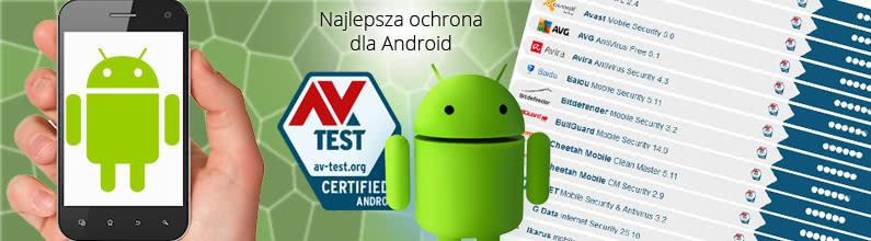 Najlepsza ochrona dla Android