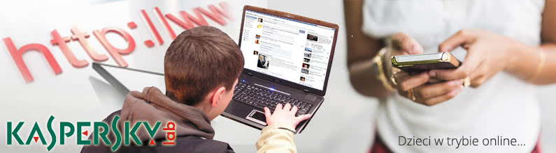 Dzieci w trybie online