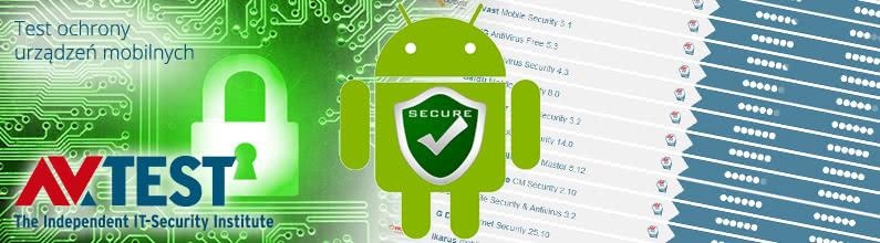Test ochrony urządzeń mobilnych