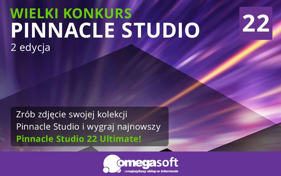 Wielki konkurs Pinnacle Studio – 2 edycja