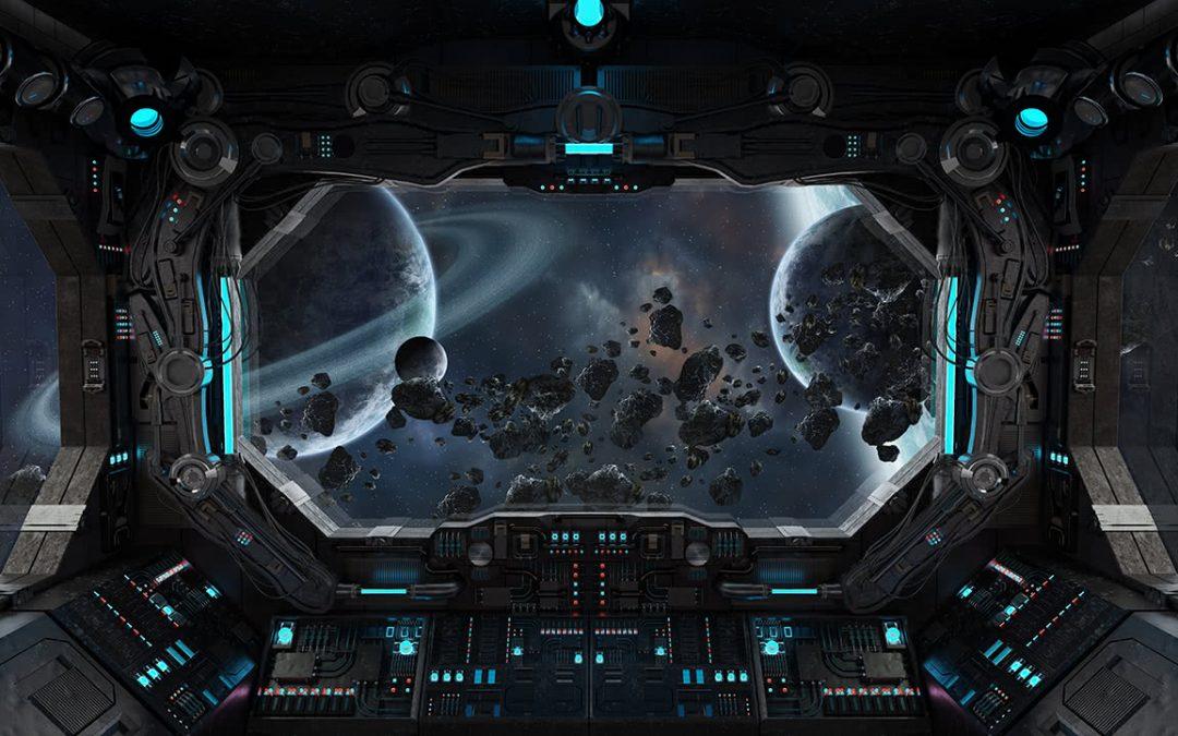 Cyberatak z przestrzeni kosmicznej?