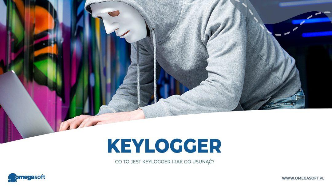 Co to jest keylogger i jak go usunąć?