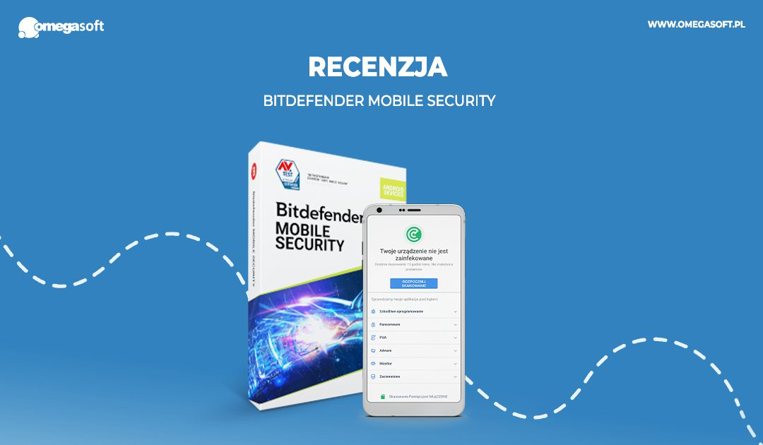 Bitdefender Mobile Security – recenzja antywirusa