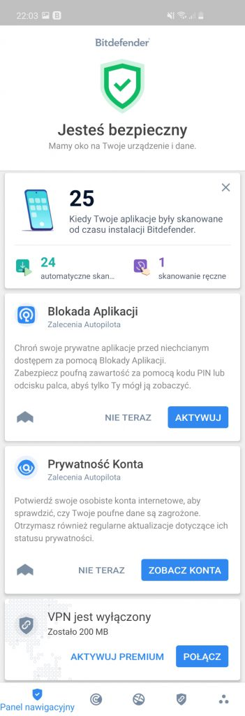 Raport_Mobile_Bitdefender