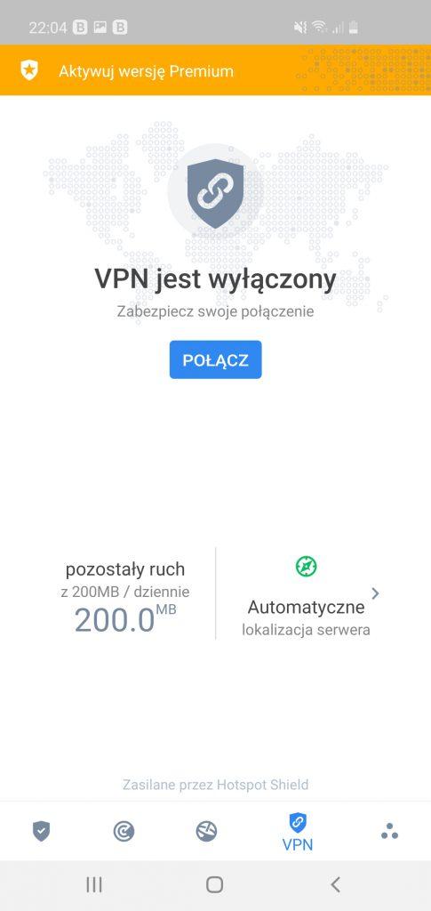VPN BITDEFENDER MOBILE