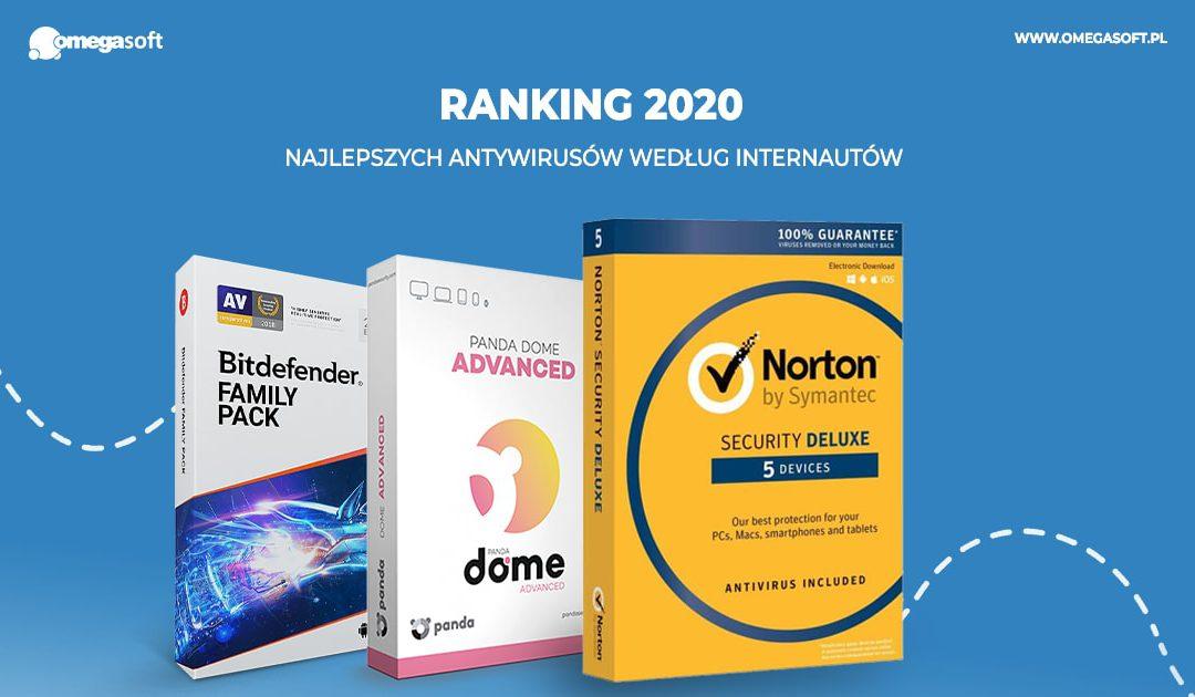 Najlepszy antywirus 2020 – sprawdź, który program wybrali internauci