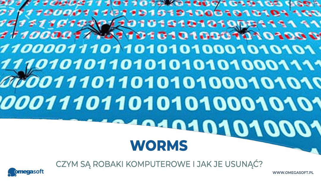 Czym są robaki komputerowe i jak je usunąć?