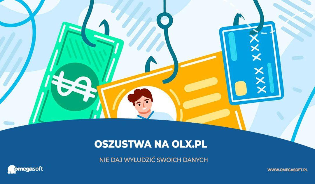 Nowe oszustwo na OLX! Nie daj wyłudzić swoich danych