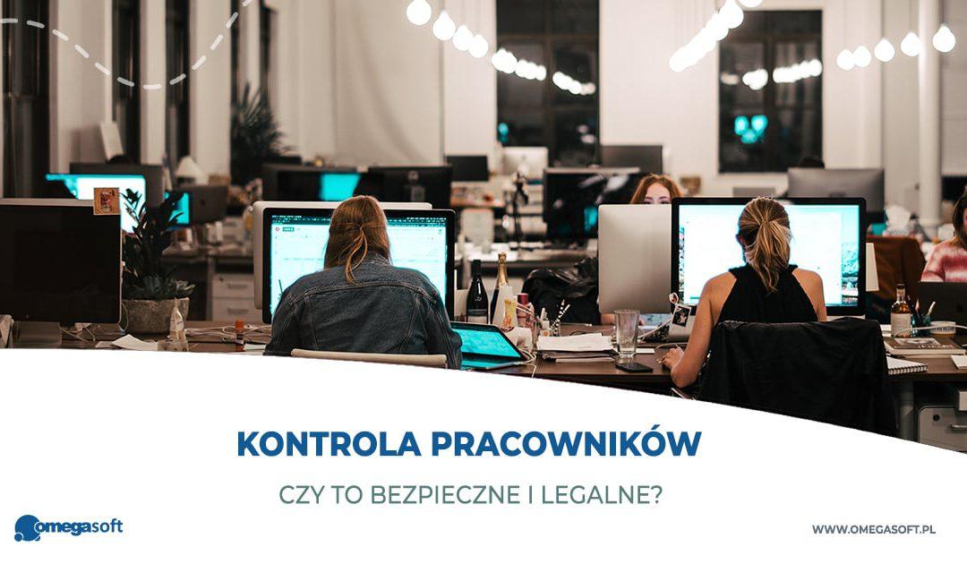 Kontrola komputera pracownika przy pomocy keyloggera – czy to bezpieczne i legalne?