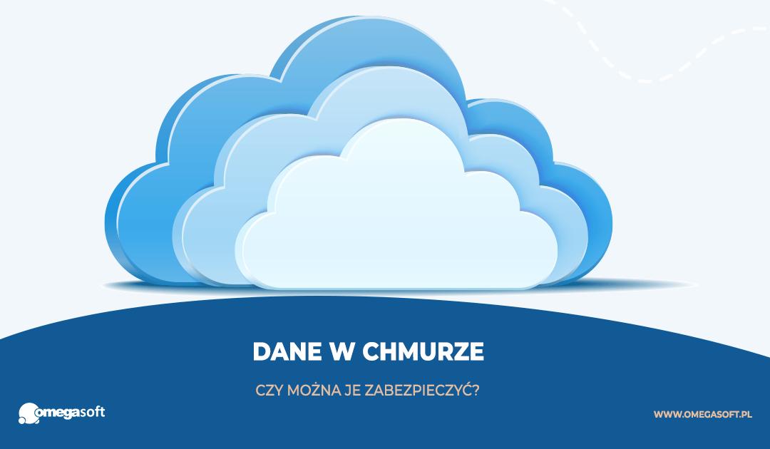 Dlaczego warto zabezpieczać dane w chmurze?