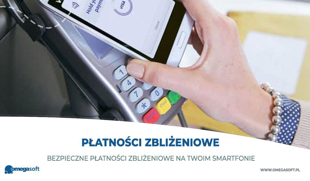 Bezpieczne płatności zbliżeniowe na Twoim smartfonie