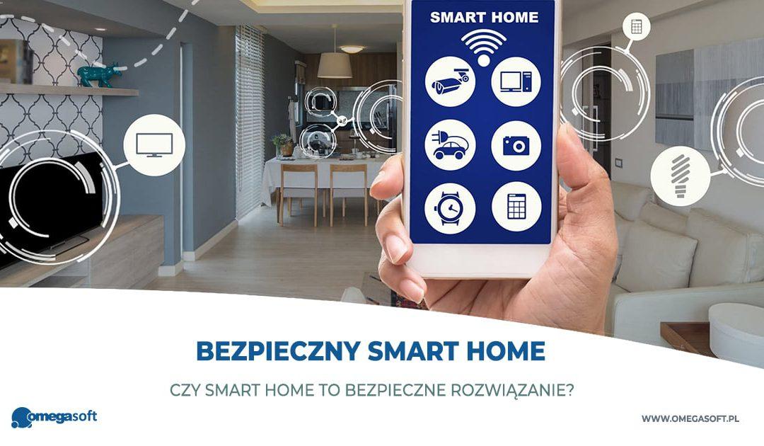 Czy smart home to bezpieczne rozwiązanie?