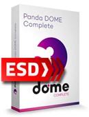 Panda Global Protection - Dome Complete 2020 (1 stanowisko, odnowienie na 12 miesięcy) - wersja elektroniczna