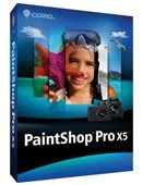 Corel Paint Shop Pro Photo X5 PL - EDU na 16 stanowisk
