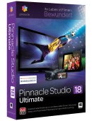 Pinnacle Studio 18 Ultimate PL Box