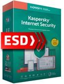 Kaspersky Internet Security 2019 PL Multi-Device ( 2 stanowiska, 12 miesięcy) - wersja elektroniczna