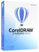 CorelDRAW Standard 2021 PL - licencja EDU na 1 stanowisko