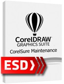CorelDRAW Graphics Suite CorelSure Maintenance (12 miesięcy)