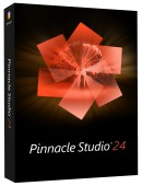 Pinnacle Studio 24 PL Box