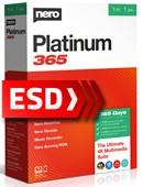 Nero Platinum 365 2021 PL (1 stanowisko, 12 miesięcy) - wersja elektroniczna