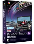 Pinnacle Studio 17 Ultimate PL Box