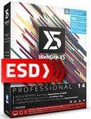 Website X5 Professional 14 - wersja elektroniczna + aktualizacja do wersji 17 gratis!