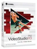 Corel VideoStudio Pro X9 ML BOX