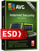 AVG Internet Security MD 2021 (10 stanowisk, 12 miesięcy) - wersja elektroniczna