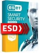 Eset Smart Security Premium 14 - 2021 (odnowienie 1 stanowisko, 24 miesiące) - wersja elektroniczna
