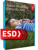 Adobe Photoshop Elements 2018 PL ESD (1 stanowisko) - wersja elektroniczna