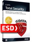 G Data Total Security 2018 PL - (2 stanowiska, 24 miesiące) - wersja elektroniczna