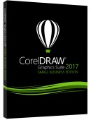 Corel DRAW Graphics Suite 2017 Small Business Edition (3 stanowiska)