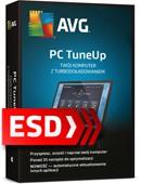 AVG PC TuneUp 2021 PL (1 stanowisko, 12 miesięcy) - wersja elektroniczna