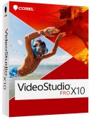 Corel VideoStudio Pro X10 ML BOX