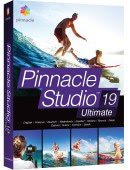 Pinnacle Studio 19 Ultimate PL Box