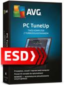 AVG PC TuneUp 2018 PL (3 stanowiska, 12 miesięcy) - wersja elektroniczna