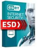 Eset Internet Security 12 - 2019 (1 stanowisko, 36 miesięcy) - wersja elektroniczna