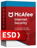 McAfee Internet Security Unlimited 2020 PL Home (12 miesięcy) - wersja elektroniczna