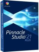 Pinnacle Studio 21 Plus PL Box Upgrade - aktualizacja od wersji 9,10,11,12,14,15,16,17, 18, 19, 20