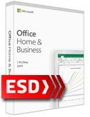 Office 2019 dla Użytkowników Domowych i Małych Firm PL ESD