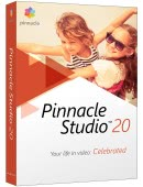 Pinnacle Studio 20 PL Box
