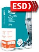ESET Security Pack (3 stanowiska + 3 Mobile, odnowienie na 24 miesiące) - wersja elektroniczna